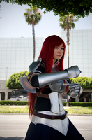 Erza by elitecosplay