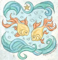 Pisces by anrenee