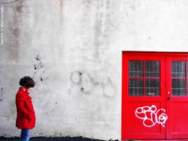 the red door by ShortyMV-Shots