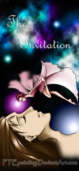 The Invitaion: digital media by ftepainting