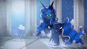 Moonlight by malamol