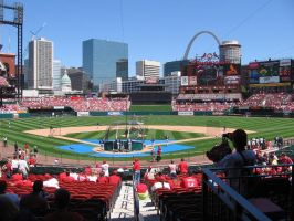 Busch Stadium by Zero-Punk900