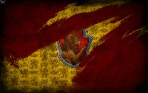 Harry Potter Wallpaper: Gryffindor by TheLadyAvatar