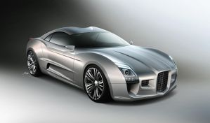 Facel Vega Concept by GTStudio