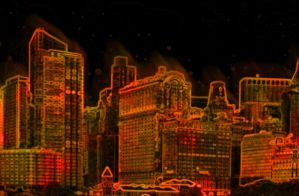 City on Fire by NRoberts93