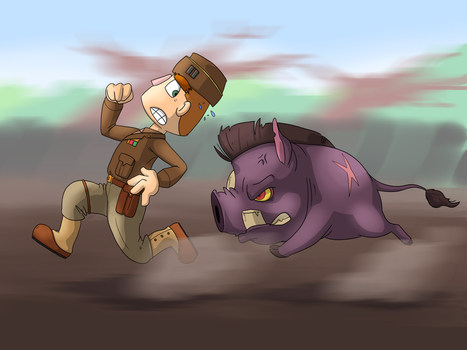WWT: Hog Wild Encounter by FaithSDK