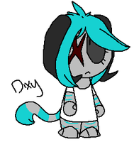 Dixy by moxy-the-mysterious