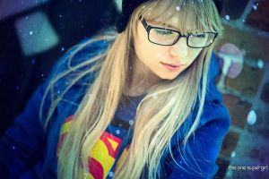 GeniMonster - Streetstyle- This one supergirl by GeniMonster