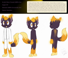 Dramatic Wildfire Riot Ref by SmilehKitteh