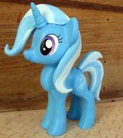Commission-Trixie Figure by LostInTheTrees