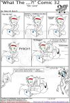 'What The' Comic 32 by TomBoy-Comics