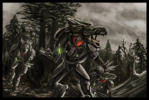 HALO_REACH:Skirmishers by Jadeitor