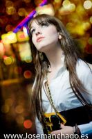 Ines - Gran via shoot3 by josemanchado
