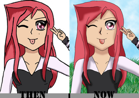 Gis *Comparison* by CartoonMad97
