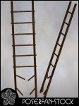 Ladder 002 by poserfan-stock