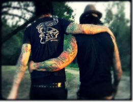 The Rev and Syn by Alchemy-Rockstar