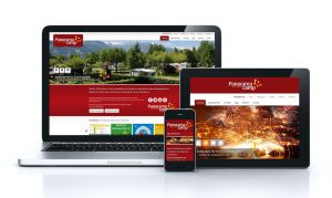 Panoramacamp - Zell am See (Responsive) by pinzweb