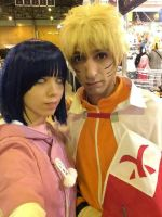 Naruto and Hinata (from Boruto: Naruto the Movie) by Naruto-Cosplay-Cadiz