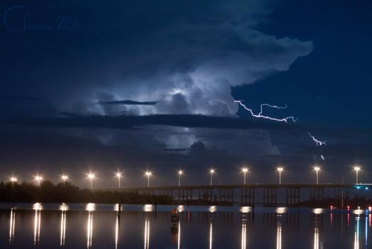 Cobalt Lightning by Christian1776