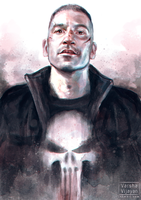 Punisher by VarshaVijayan