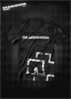 Rammstein t-shirt  vol.1 by waterdesign