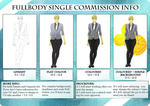 Fullbody Single Comission Info by Eniell