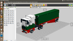 Eddie Stobart Side And Front by VulpineDesignsULTD