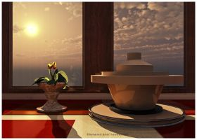 Breakfast at Dawn by rimete