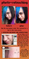 Photo-Retouching Tutorial 1 by ClefairyKidStock