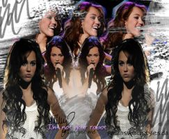 Blend Miley Cyrus. by PaulaSwagStyles