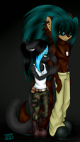 I Know I'm Not That Strong by SharkiNefarious
