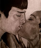 A Vulcan's Love by kibasgirl4ever