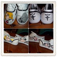 FMAB Shoes 1 by TheLazyAnimeGirl