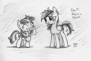 EqD Artist Training Grounds II -- Day 5 by MalimarTheMage