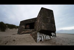 Bunker - Concrete wrecks 3 by tielkric