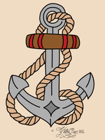 Anchor by 12KathyLees12
