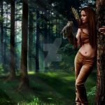 Lady of Sherwood by Tammara