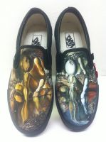 Metamorphosis of narcissus by ShoesbyART