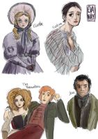 Les Miserables by norrling