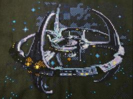 DS9 XStitch by sazoidx