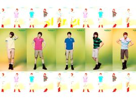 shinee wallpaper by mybeautyfulworld