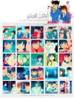 New Icons to Detective Conan 3 by Ayato-msoms