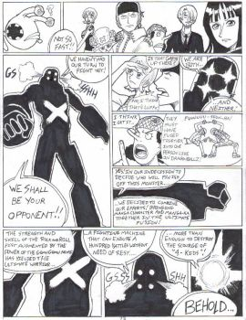 OPD pg72: I AM RUBBERMAN by Garth2The2ndPower