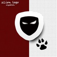 zlion logo by ziyaklon