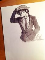 Saotome style by GemidreameR