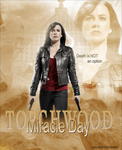 gwen cooper poster by dia-m