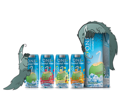 coconut water by anteatr