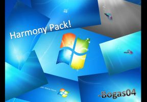 Harmony Wallpaper Pack by bogas04