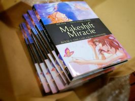 Makeshift Miracle Book 1 Coming Soon... by Zubby