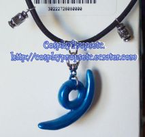 Orochi Necklace Naruto Jewerly by CosplayPropsEtc